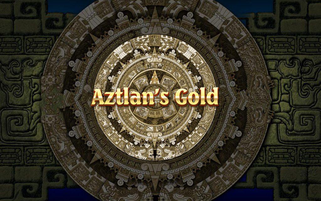 เกมส์สล็อต Aztlan's Gold นำเสนอโดย Playtech